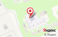 Схема проезда до компании Дошкольное отделение в Сырково