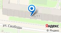 Компания Колибри на карте