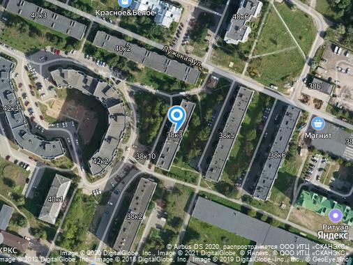 Аренда 1-комнатной квартиры, 32 м², Великий Новгород, проспект Александра Корсунова, 38к3