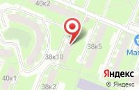Схема проезда до компании Новгородский Интернациональный Клуб в Великом Новгороде