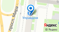 Компания УправДом на карте