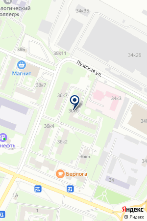 5UGLOV53 на карте Великого Новгорода