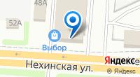 Компания Sерпантин на карте