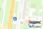 Схема проезда до компании Проспект в Великом Новгороде