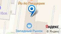 Компания Lucky Print на карте