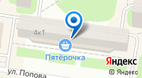 Компания Красная строка на карте