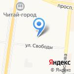 Средняя общеобразовательная школа №9 с дошкольным отделением на карте Великого Новгорода