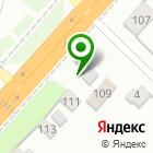 Местоположение компании Форсаж