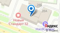 Компания Квадратура на карте