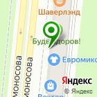 Местоположение компании Верный