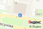 Схема проезда до компании Шарман в Великом Новгороде