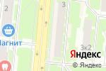 Схема проезда до компании Мастерская по ремонту одежды в Великом Новгороде