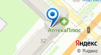 Компания Фото на карте