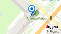 Компания Фотосалон на карте