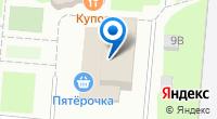 Компания Новгород на карте