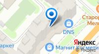 Компания БиМакс на карте