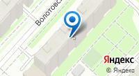 Компания Волхова на карте