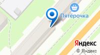 Компания Балмор на карте