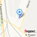 Вторресурсы на карте Великого Новгорода