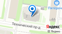 Компания Qiwi на карте
