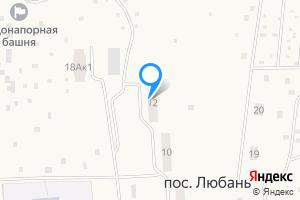 Снять двухкомнатную квартиру в Любани Любанское городское поселение, проспект Мельникова, 12