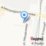 Управление Федеральной миграционной службы по Новгородской области на карте Великого Новгорода
