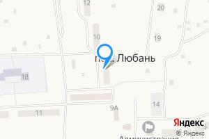 Трехкомнатная квартира в Любани Тосненский р-н, Любанское городское поселение, пр-т Мельникова, 8