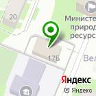 Местоположение компании Судачок