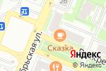 Схема проезда до компании Градусы в Великом Новгороде