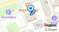 Компания Auto53 на карте
