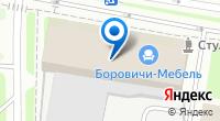 Компания Боровичи-Мебель на карте