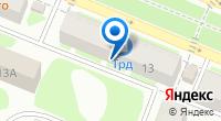 Компания Вариант на карте