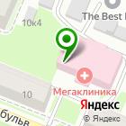 Местоположение компании Архитектор Марченков