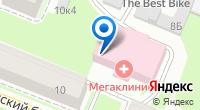 Компания Деметра на карте