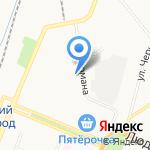 Комитет по земельным ресурсам на карте Великого Новгорода