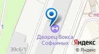 Компания Автобат на карте