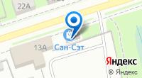 Компания Сан-Сэт Стройдизайн+ на карте