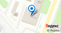 Компания INOMARKET на карте