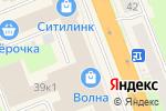 Схема проезда до компании Русские Промышленники в Великом Новгороде
