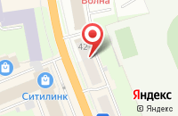 Схема проезда до компании Реплика в Великом Новгороде