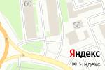 Схема проезда до компании Авеню в Великом Новгороде