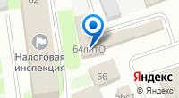 Компания Мебельный мир на карте