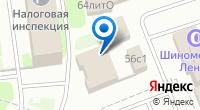 Компания Студия мебельных решений на карте