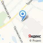 СтройМеталлПрокат на карте Великого Новгорода