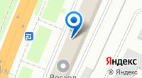 Компания Метизы на карте
