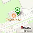 Местоположение компании НовТехника