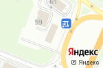 Схема проезда до компании Альтаир в Великом Новгороде