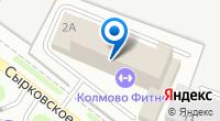 Компания RADA DOORS на карте