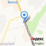 Восточный экспресс банк на карте Великого Новгорода