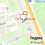 Магазин салютов Великий Новгород- расположение пункта самовывоза